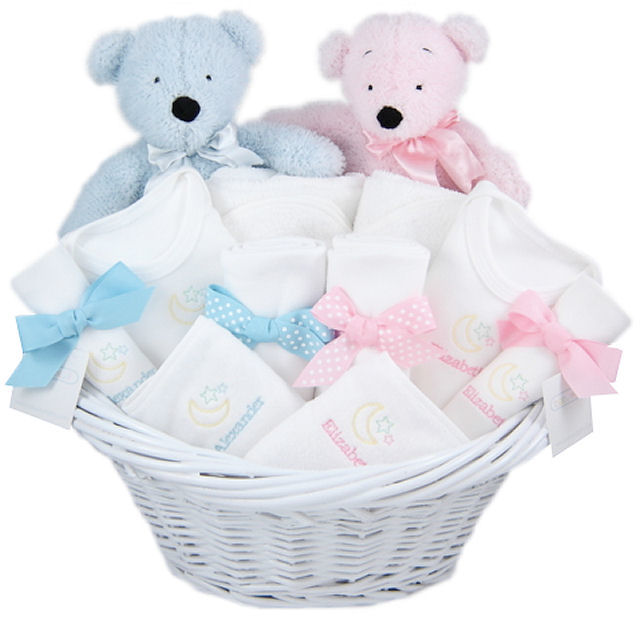 Exclusive Twins Baby Basket
